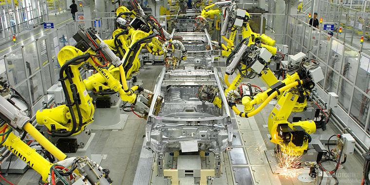 General Motors собирается закрыть свой завод в Санкт-Петербурге
