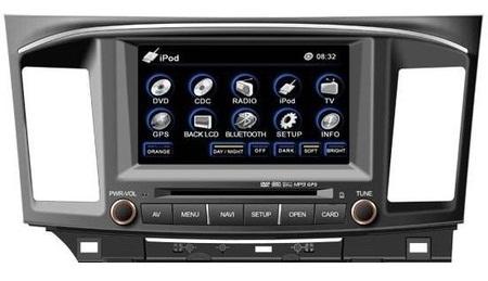 FlyAudio E7578NAVi