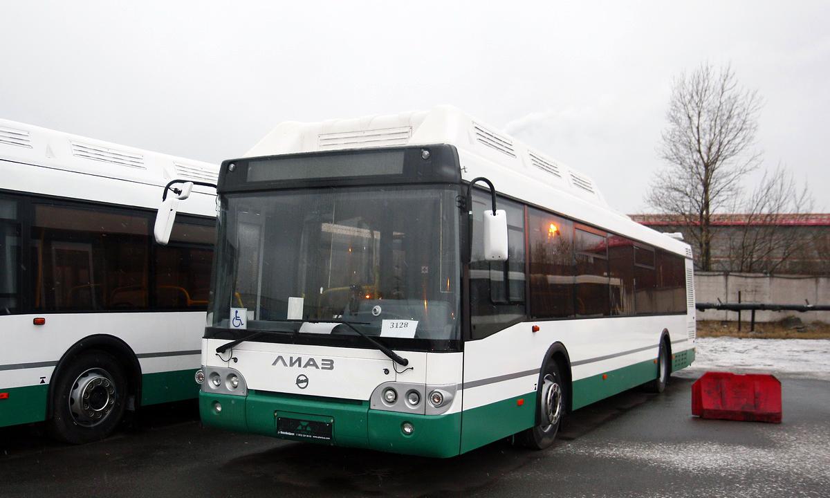 Новые автобусы в спб