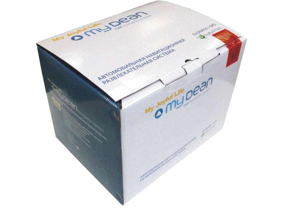 Штатное головное устройство в коробке