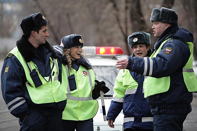 ГИБДД Москвы обсуждают возможность внедрения новой сигнализации