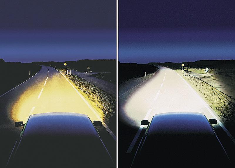 Ксеноновые лампы и моргание дальним светом