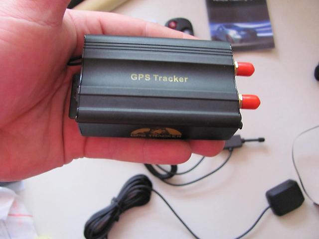 GPS-треккер