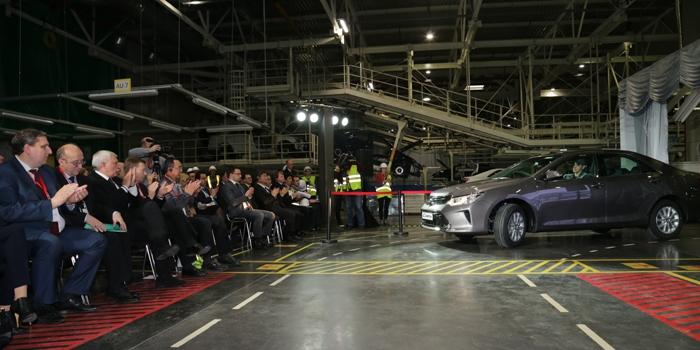 Презентация Toyota Camry