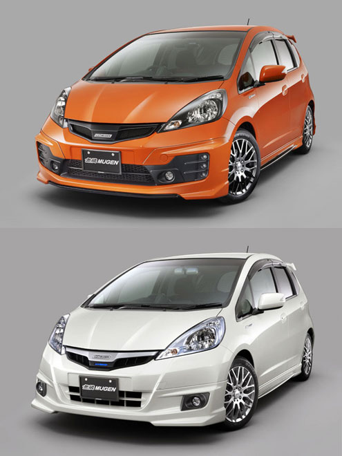 Honda Jazz/Fit