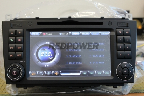Redpower 8993 для Mercedes С class