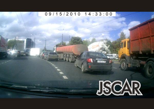 Видеорегистратор JSCAR-1200