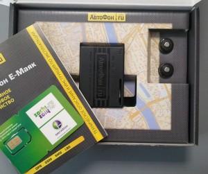 Автофон с sim-картой Мегафон