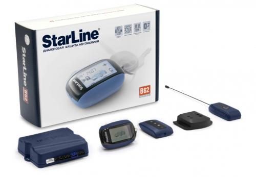 StarLine B62 Dialog