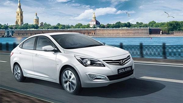 Hyundai Solaris СПБ
