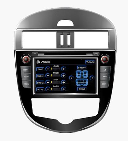 FlyAudio 75097NAVI