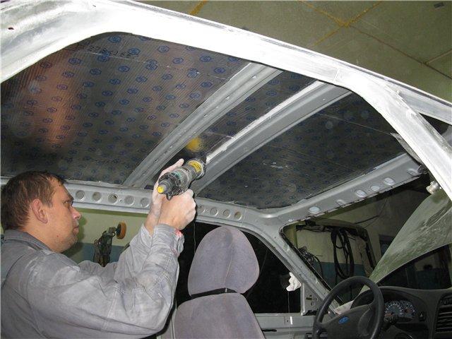 Ремонт автомобилей своими руками фото кузовной