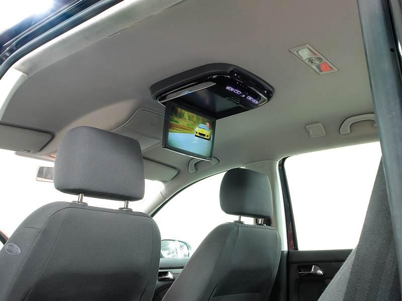 Мультимедиа в автомобиле