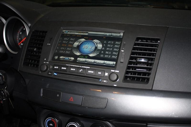 Redpower 8988 для Citroen C4