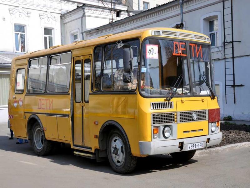Во Владивостоке школьные автобусы оснащают тахографами
