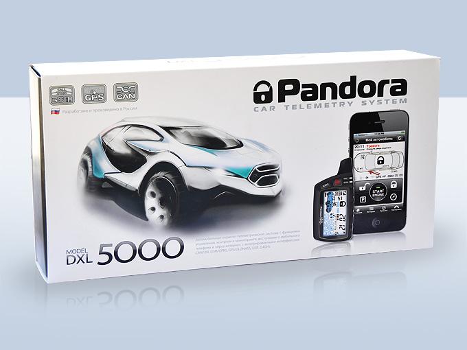 PANDORA DXL-5000