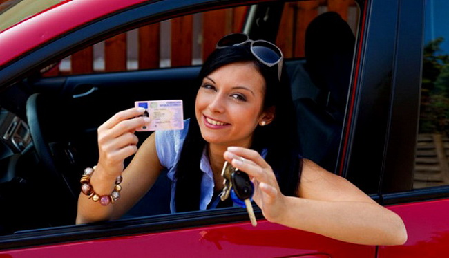 Новые правила получения водительских прав