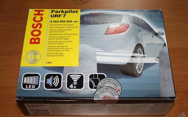 Парктроник Bosch-Park-pilot URF7