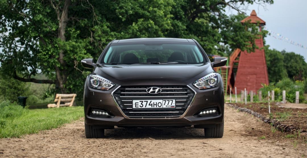 Hyundai покоряет российский рынок