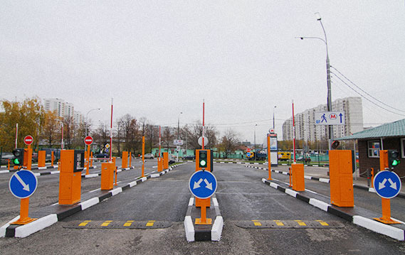 Автоматизированная перехватывающая парковка, рассчитанная на 96 машиномест, расположенная около станции метро «Купчино» на Витебском проспекте успешно прошла тестовые испытания.