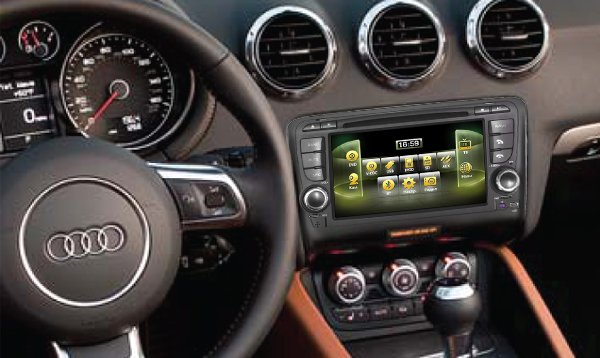 Navipilot Audi TT