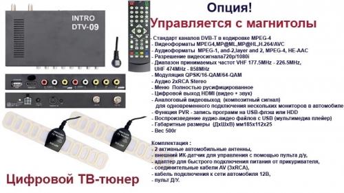 INTRO CHR-6124