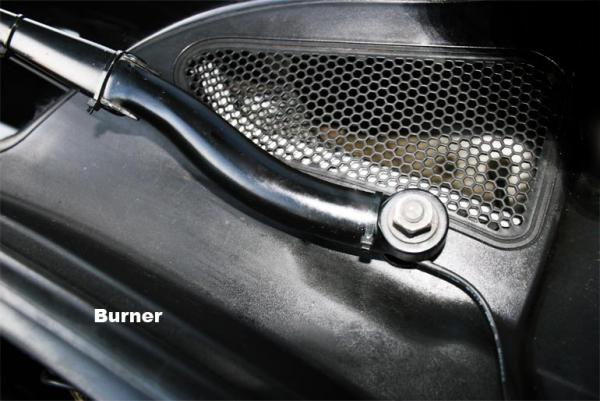 Щетка Burner