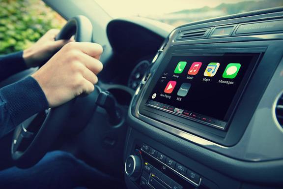 Pioneer добавить поддержку CarPlay