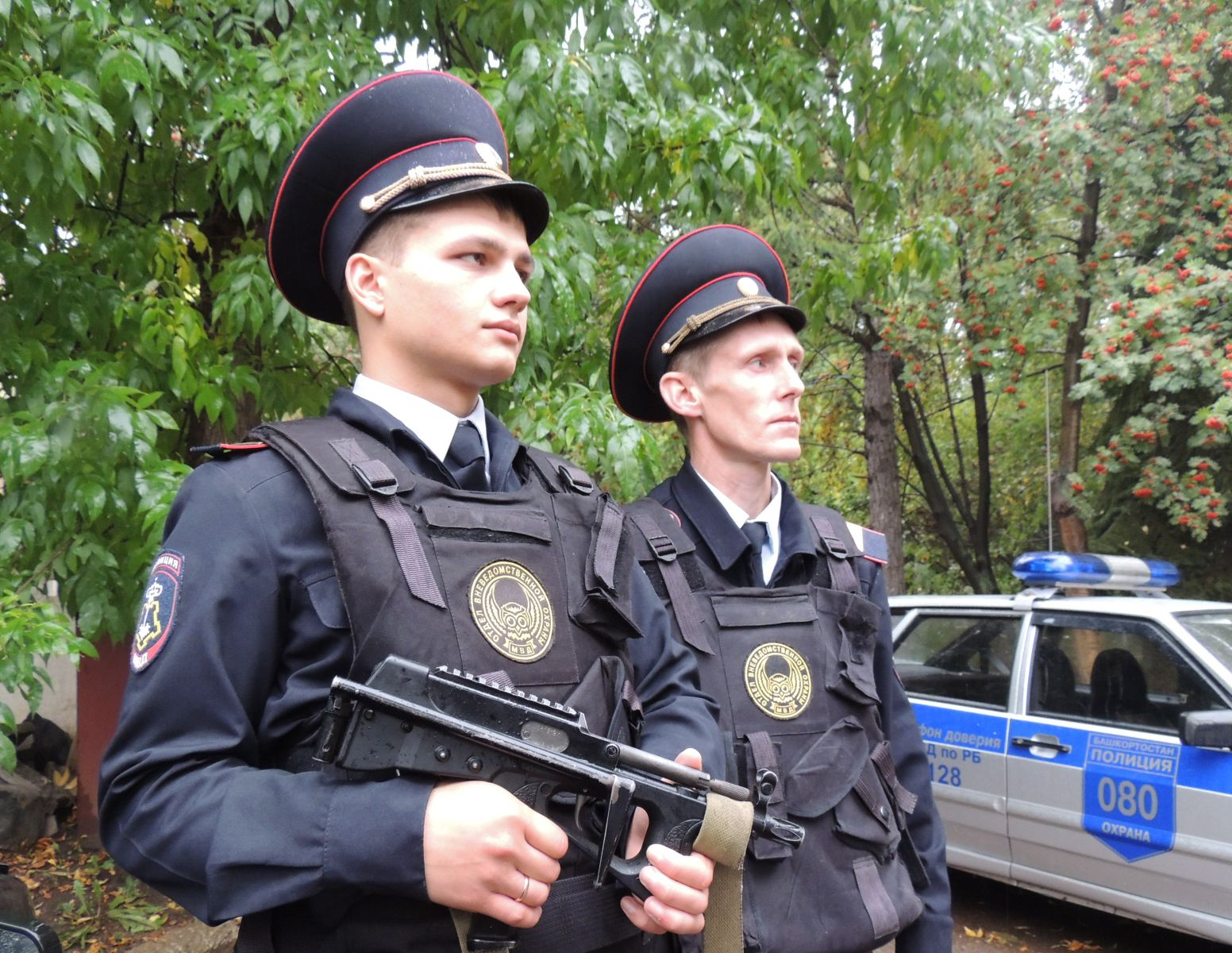 Вневедомственная охрана МВД