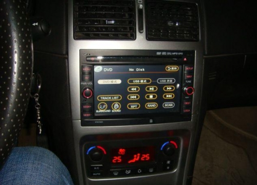 FlyAudio E7521NAVI
