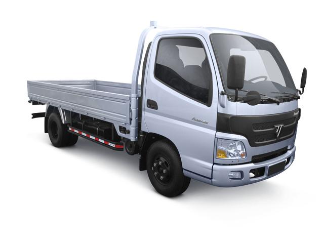 Китайские грузовики Foton