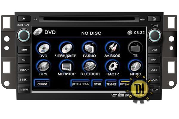 FlyAudio E7518NAVI