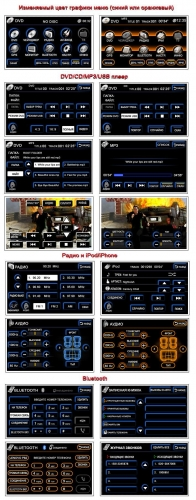 FlyAudio E7588NAVI