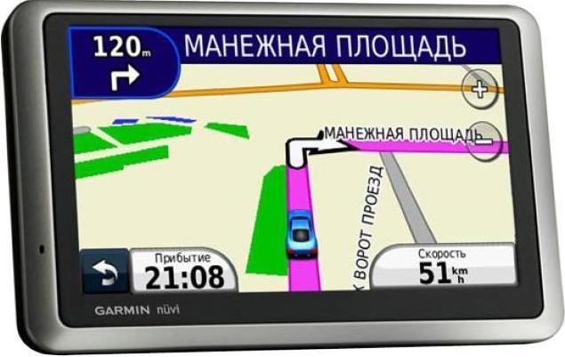Garmin nuvi 1300 T RUS