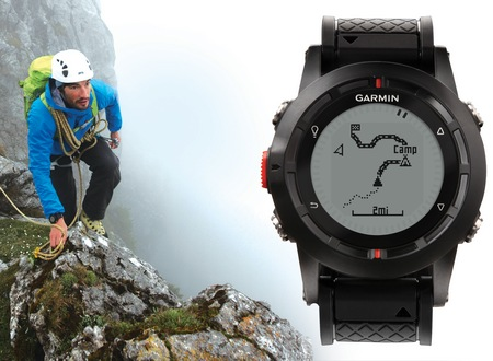 часы-навигатор от Garmin