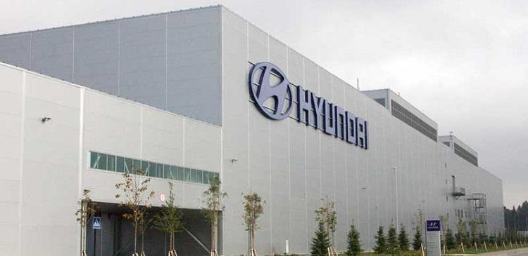 Завод Hyundai SPB
