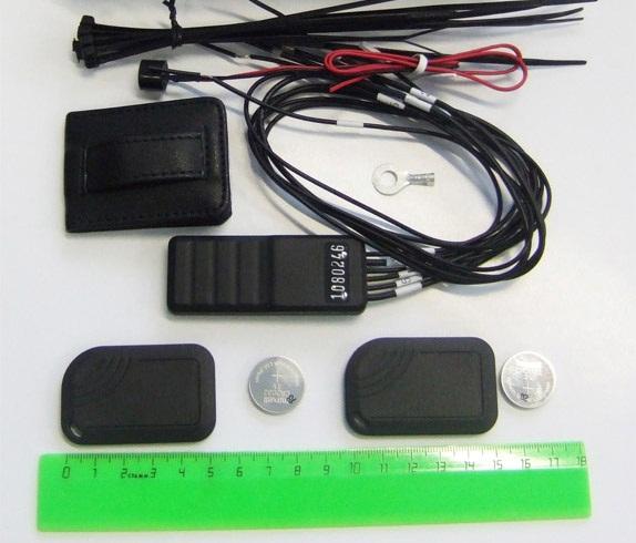 Gemel kit MK-1092