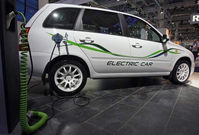 Будущее электромобилей в СПБ