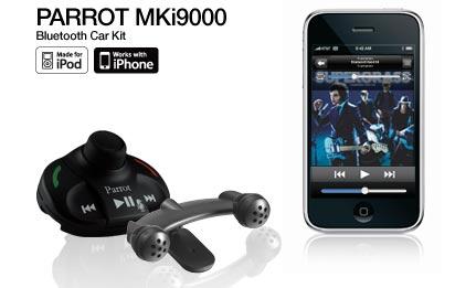Любимая музыка благодаря Parrot MKi-9000