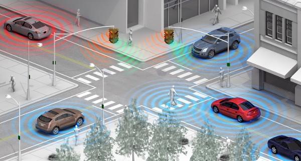 Автопроизводители внедряют беспроводные технологии