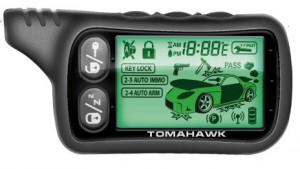 брелок к сигнализации Tomahawk