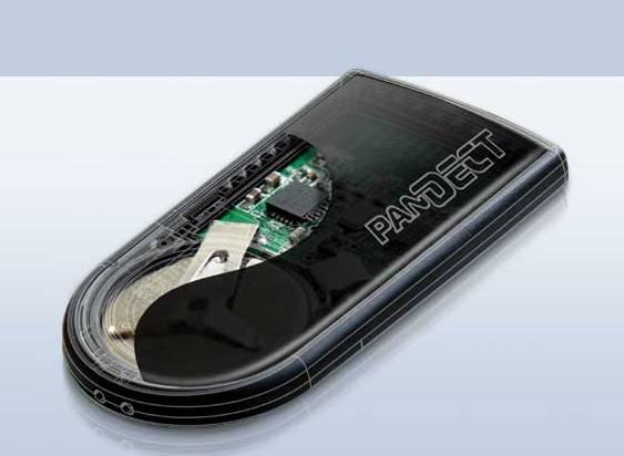 Брелок-метка Pandect IS-624