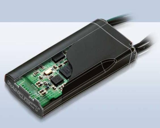 Радиоуправляемое реле блокировки Pandect IS-624