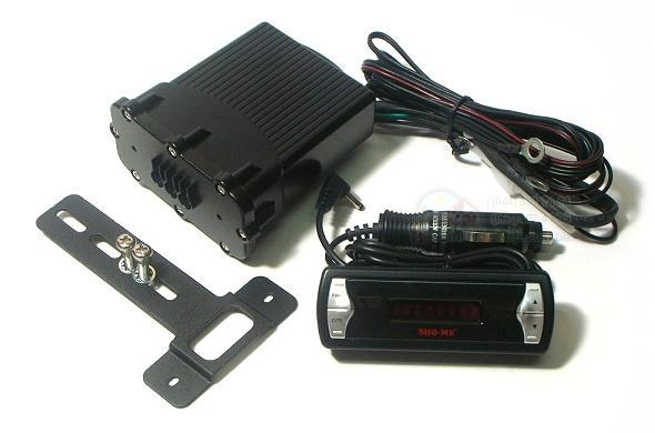 Радар-Детектор SHO-ME R-500