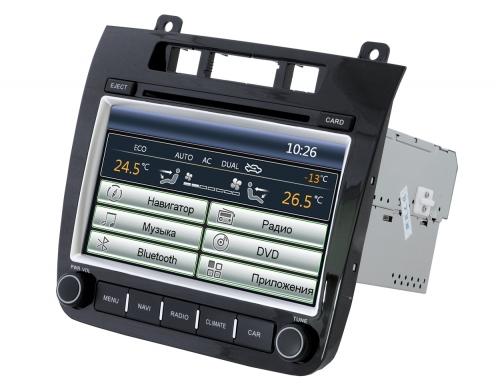 INTRO CHR-8692 для VW Touareg 2011+