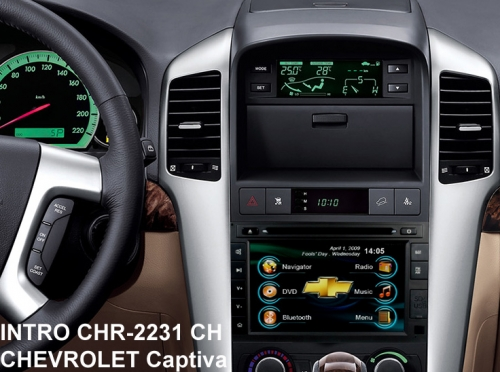 INTRO CHR-2231