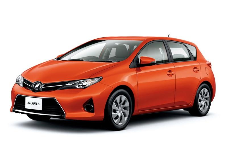 Toyota Aauris