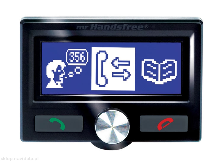 Mr HandsFree Blue Compact