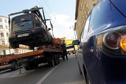 эвакуация автомобилей СПБ