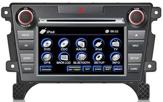 FlyAudio E7575NAVI